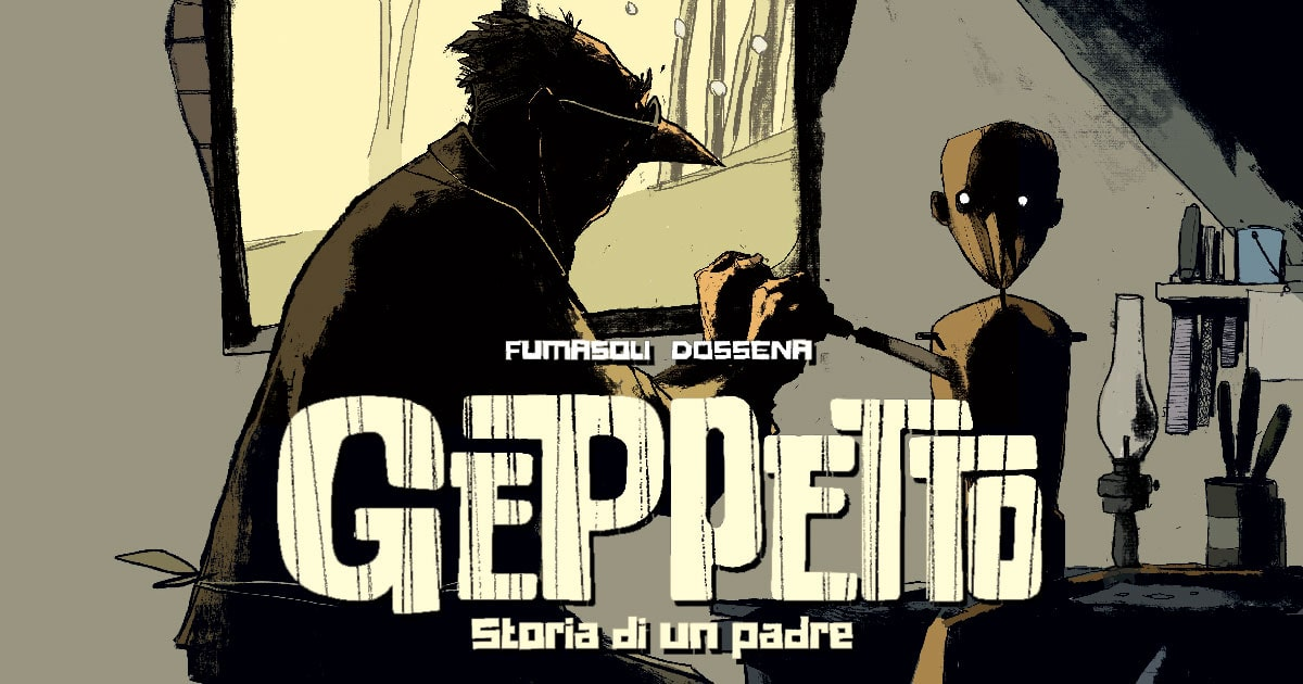 cover Geppetto