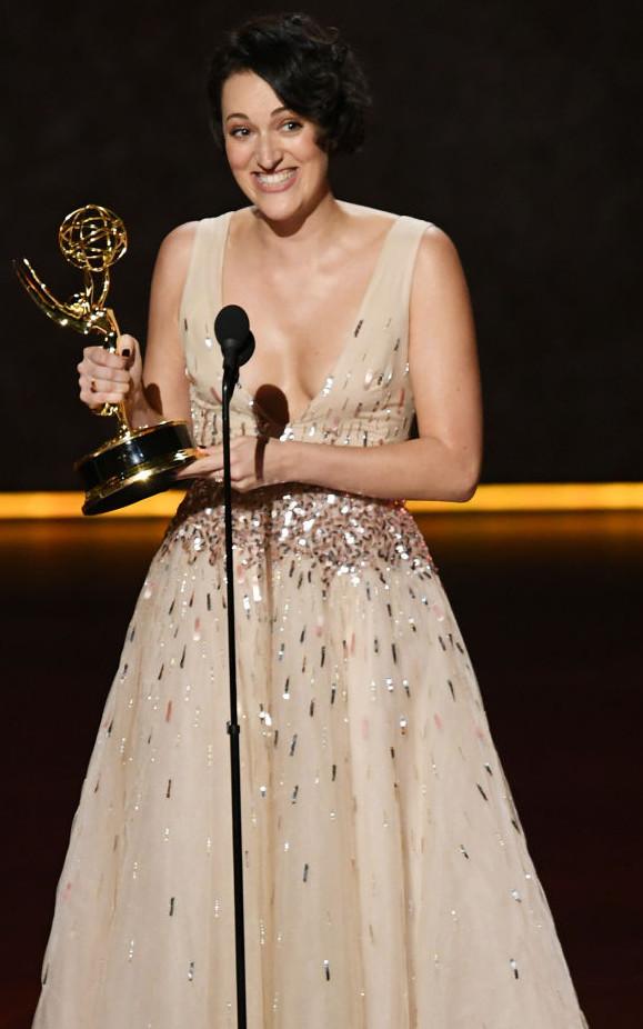 Phoebe Waller-Bridge agli Emmy Awards 2019