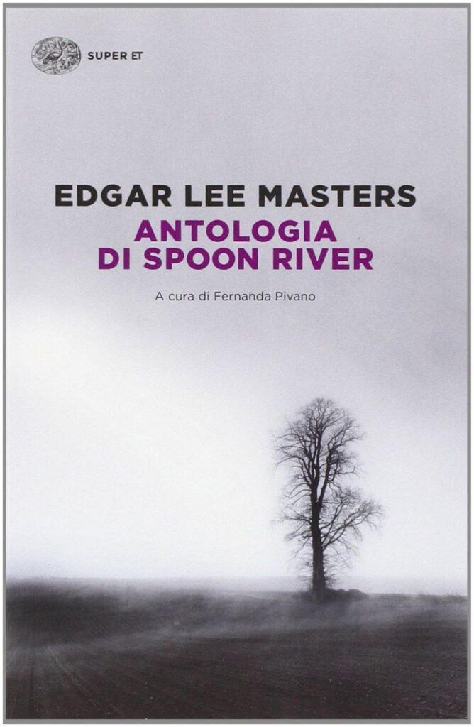 Copertina dell'Antologia di Spoon River