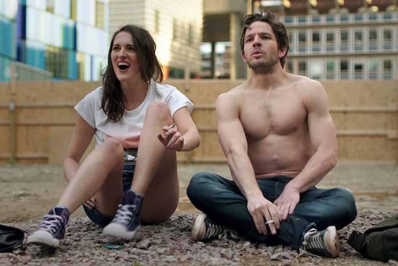Crashing- Lulu (Phoebe Waller Bridge) e Anthony (Damien Malony)