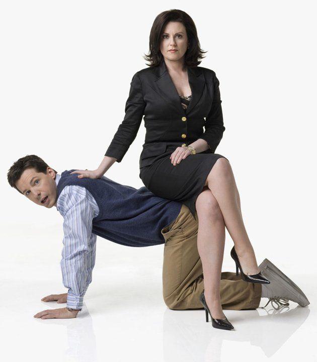 Jack (Sean Hayes) e Karen (Megan Mullally). I due diventano, sin dai primi episodi di Will&Grace, inseparabili.