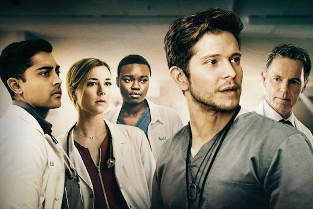 Grey's Anatomy e il metodo Shonda Rhimes. The Resident - immagine del cast