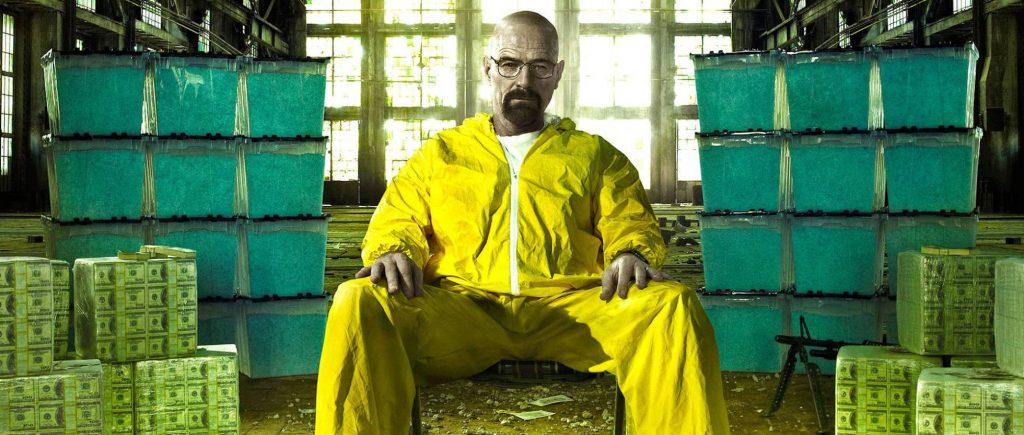 Breaking bad e la chimica delle facce-Heisenberg o Walter White?
