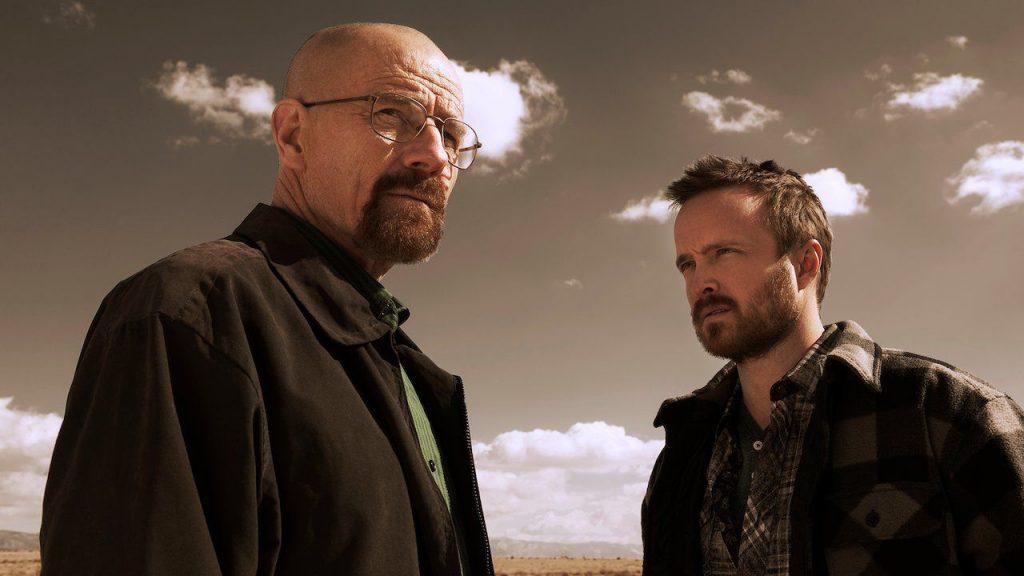 Breaking bad e la chimica delle facce- Walter White e Jesse Pinkman in Breaking Bad